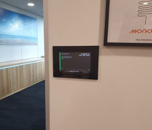 Meeting Room Display